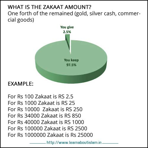 Zakat Infographic