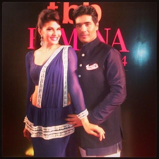 thank you manish malhotra , for the kandyan sari!!!! in love 😍
