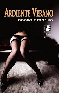 """""""Ardiente verano"""" de Noelia Amarillo"""