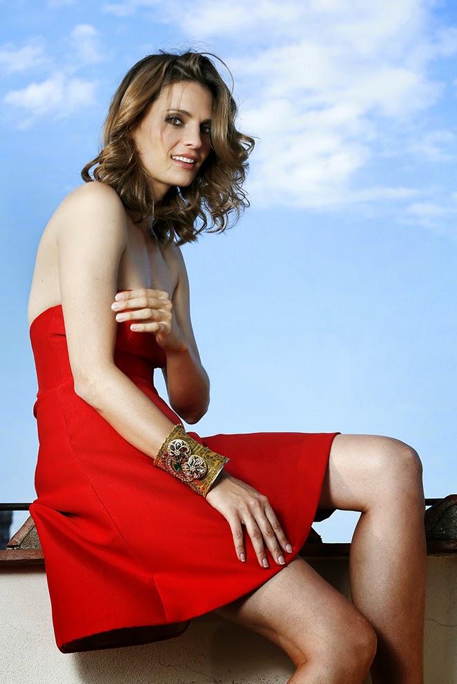 Castle e Beckett Brasil: Stana Katic - Photoshoot - Andrea ...