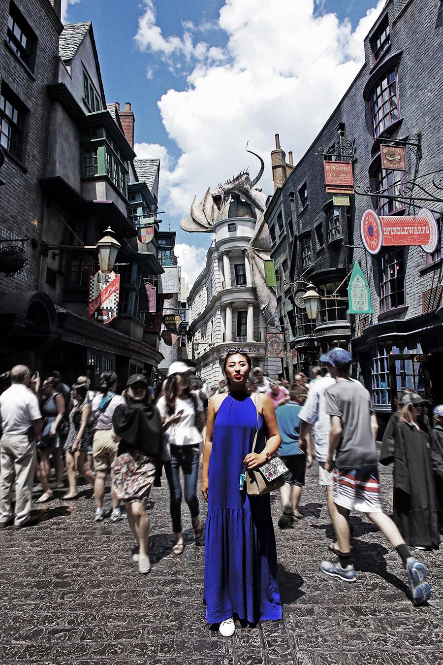 Orlando, Florida: Universal Studios Florida