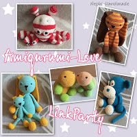 Amigurumi-love -Linkparty