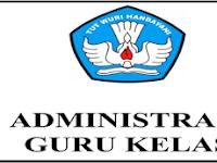 Download Aplikasi Administrasi Guru Kelas Terbaru 2018/2019