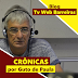CRÔNICA DE GUTO DE PAULA: MARIA, MULHERES.