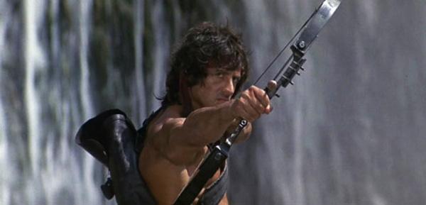 Las flechas en Savage Worlds pueden ser muy útiles!