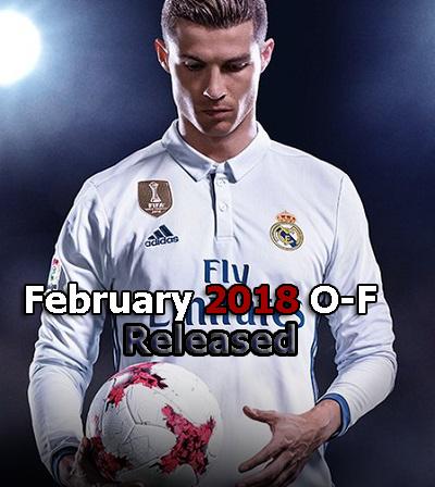 احدث اوبشن فايل بأخر انتقالات الموسم الشتوي الجديد 2018 لفيفا 18