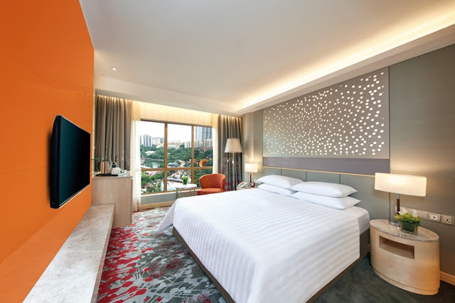 Deluxe Park View Room Sunway Pyramid Hotel