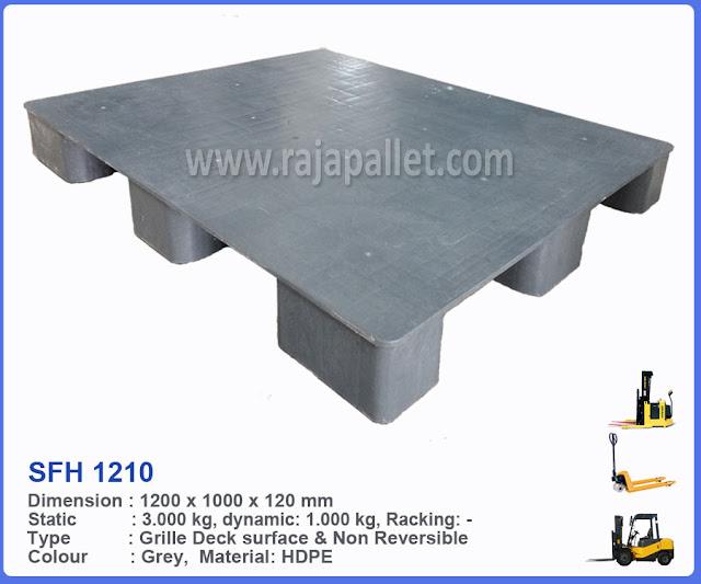 Pallet Plastik SFH 1210