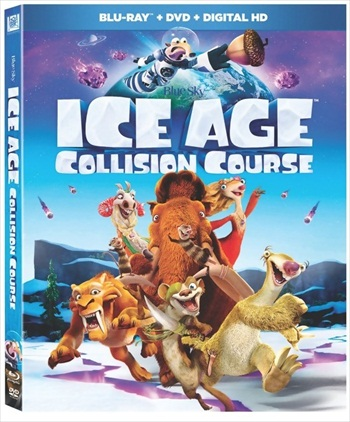 Ice Age Collision Course 2016 English Full Movie Download