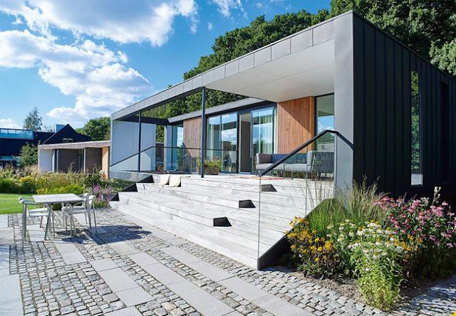 Galerias estilo minimalista for Galerias casas minimalistas