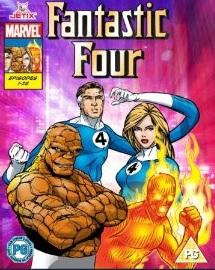 Fantastic Four (1994-1996) ταινιες online seires oipeirates greek subs