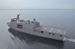 BRP Tarlac (601) Filipina