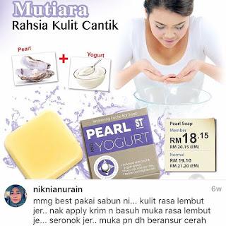 Normal price : RM 19.10  Member price : RM 18.15   ✿ Nak beli dengan harga ahli ? ✿ Whtsapp 0134040411 → confirm dapat harga ahli TANPA perlu daftar ☺