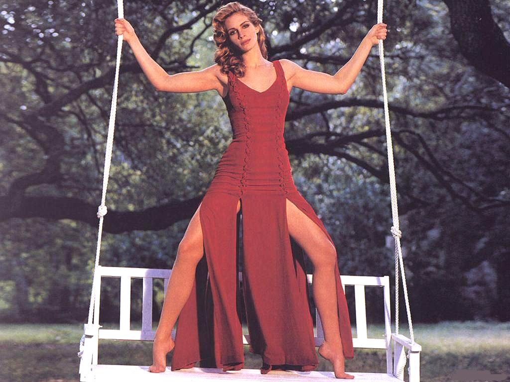 Julia Roberts Notting Hill | Nude Naked Pussy Slip Celebrity