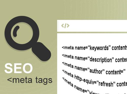 Las etiquetas meta en blogger para mejorar el posicionamiento