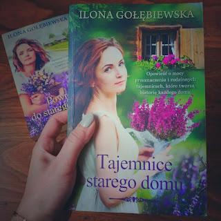 Tajemnice starego domu - Ilona Gołębiewska