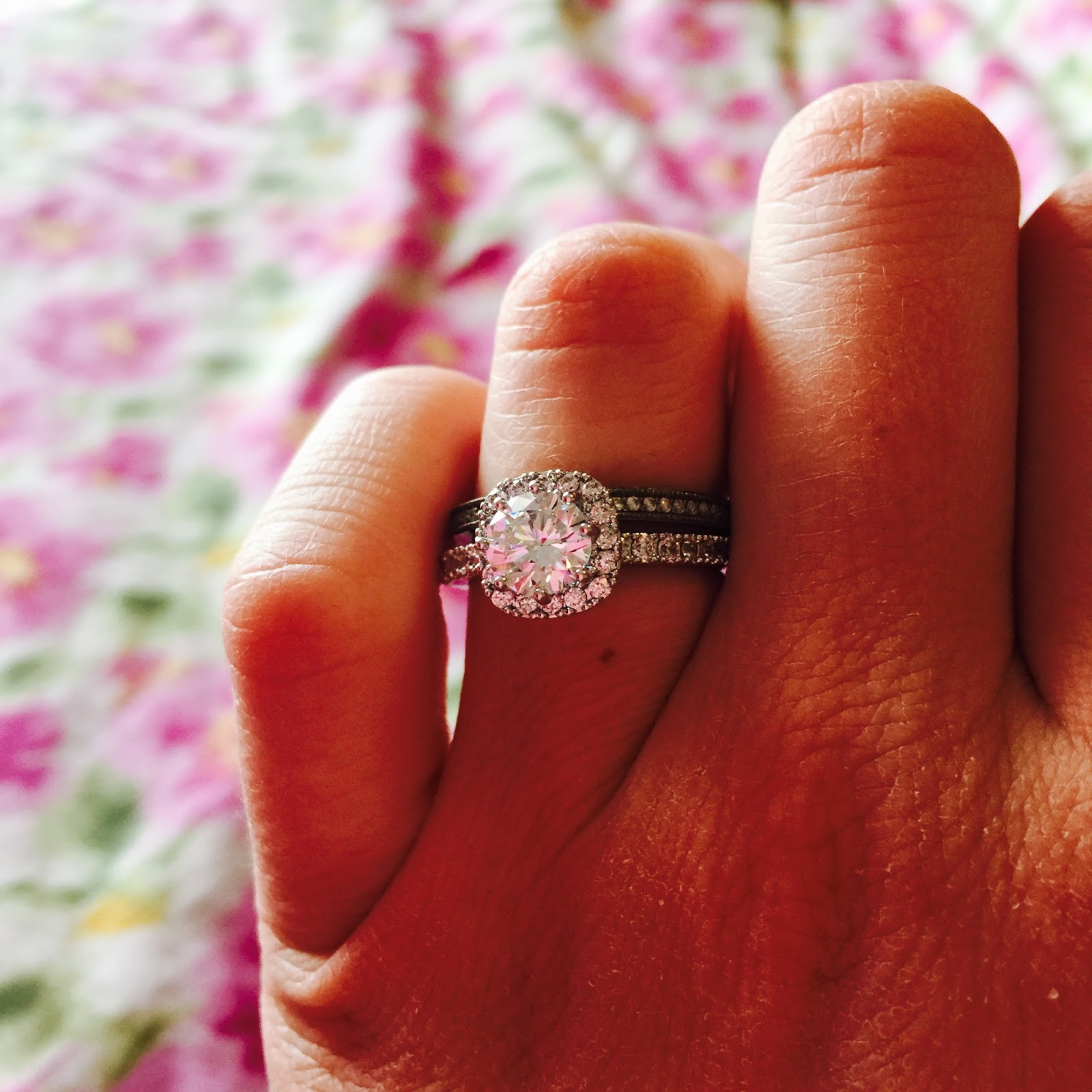 engagement ring, engagement ring review,