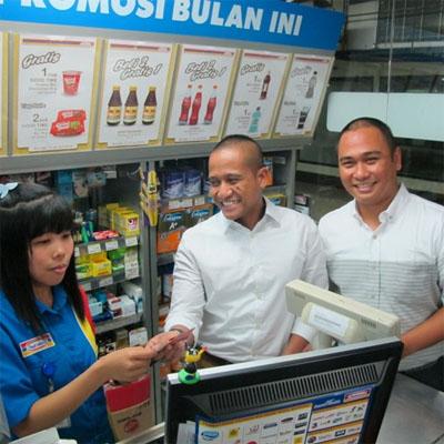 Permudah Transaksi Online, iPaymu Gandeng Indomaret