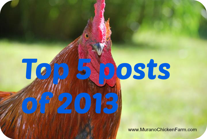best chicken blog posts