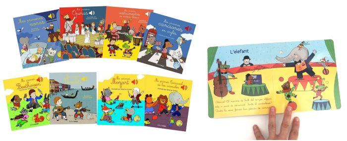cuentos libros infantiles en letra ligada colección mi primer libro sonoro timunmas