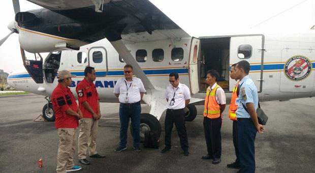 Indonesia-Malaysia Gelar Operasi Bersama di Udara