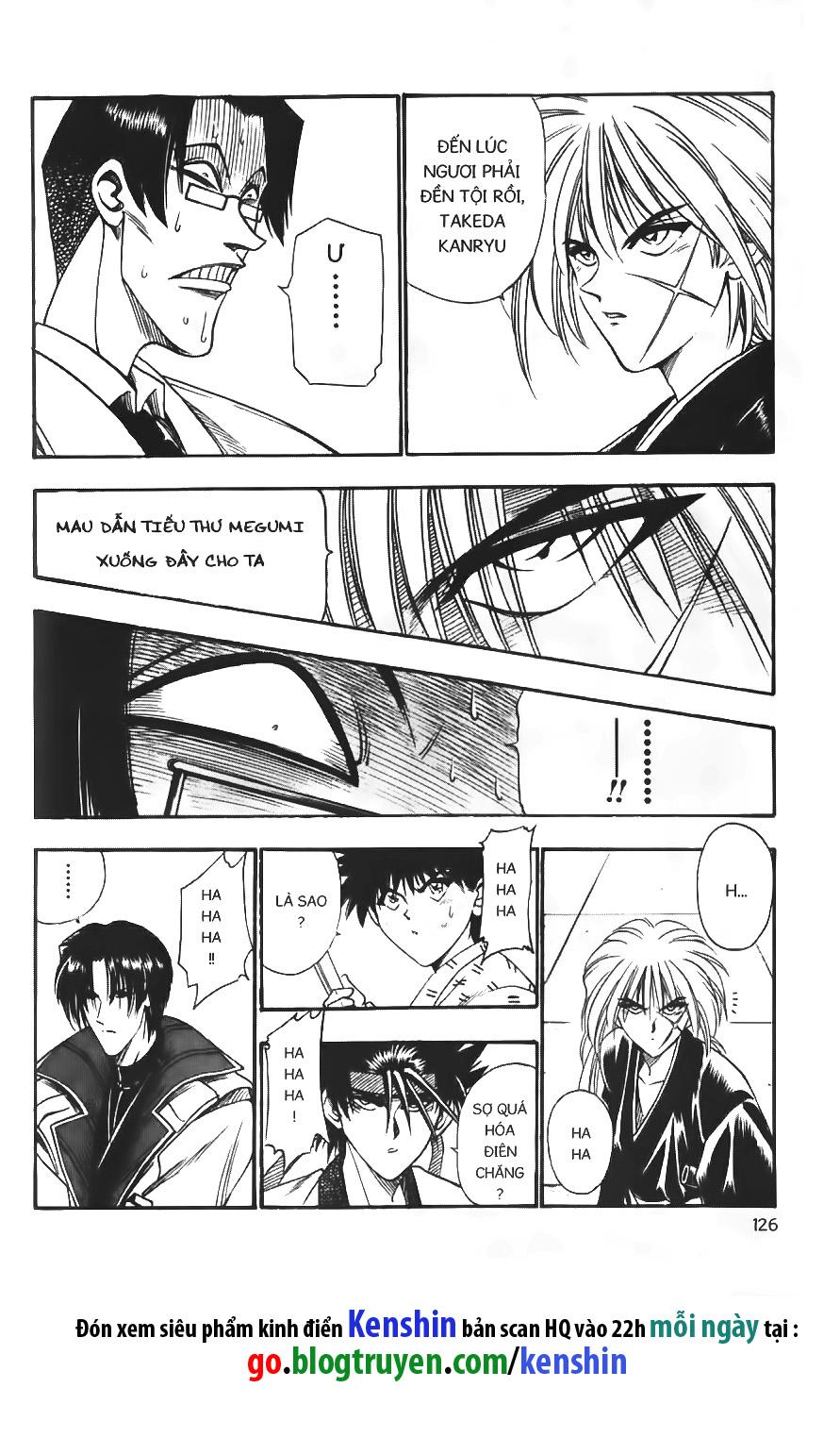 Rurouni Kenshin chap 22 trang 5