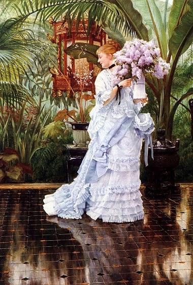 Les toiles d 39 artlubie lilas - Quand tailler les lilas ...