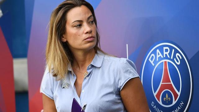 Le tweet mystérieux d'Anne-Laure Bonnet qui inquiète les fans de foot