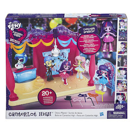 My Little Pony Equestria Girls Minis Fall Formal Dance Party Playset Twilight Sparkle Figure