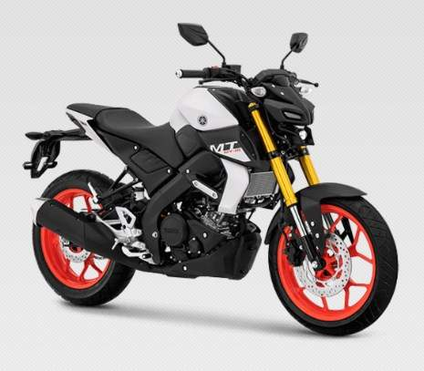 Yamaha MT 15 Indonesia Matte Grey