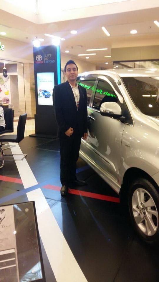 Rekomendasi Sales Tunas Toyota Kebayoran Lama, Jakarta Selatan
