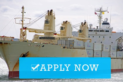 Jobs On Reefer Carrier Ship
