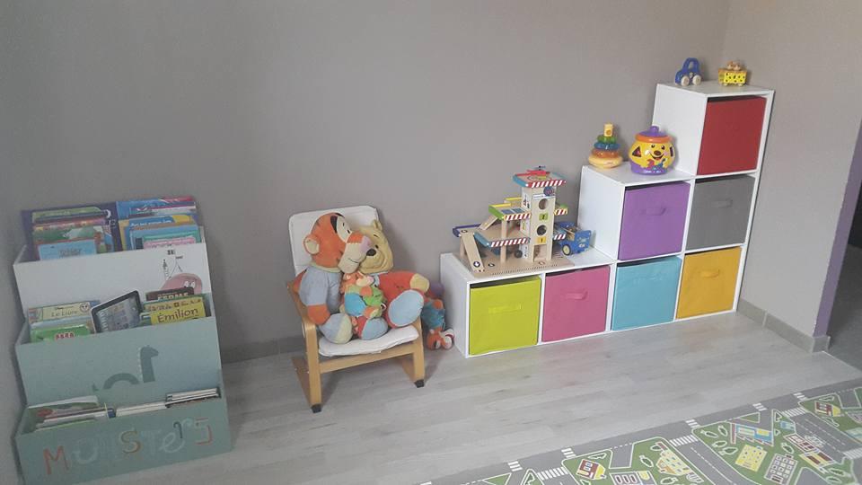 salle de jeux 21m2 assistante maternelle design de maison. Black Bedroom Furniture Sets. Home Design Ideas