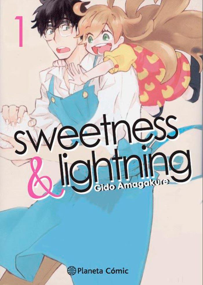 Sweetness & Lightning (Amaama to Inazuma) manga - Planeta Comic