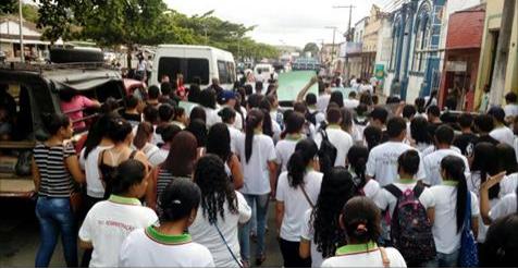 Alunos do IFAL, UFAL e UNEAL farão atos contra a PEC 241 nesta sexta-feira (11) em Santana do Ipanema