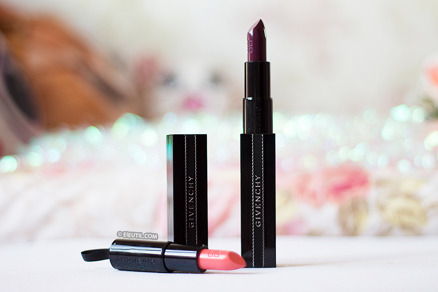Batons Rouge Interdit (Purple Fiction | Flash Coral) - Givenchy