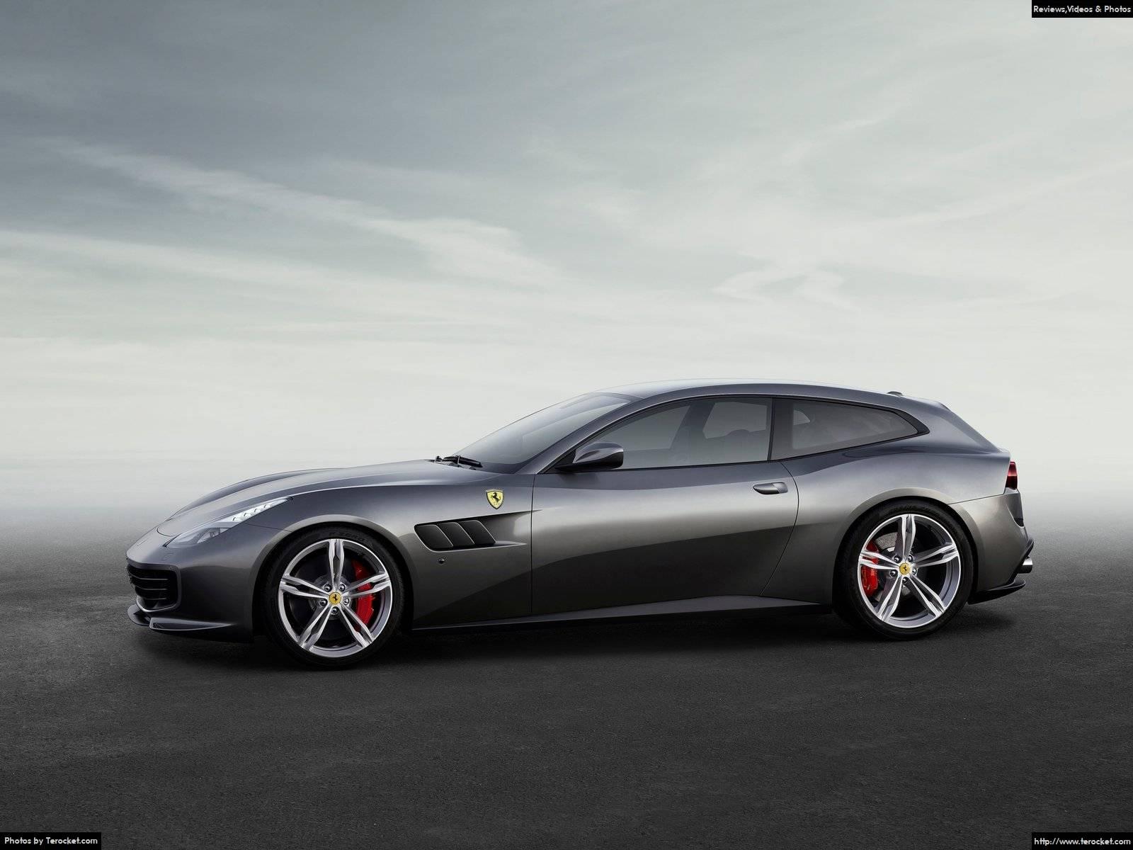 Hình ảnh xe ô tô Ferrari GTC4 Lusso 2017 & nội ngoại thất