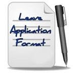 Half day leave application letter