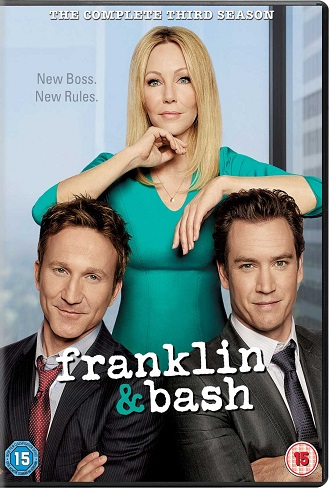 Franklin & Bash Season 3 Complete Download 480p All Episode