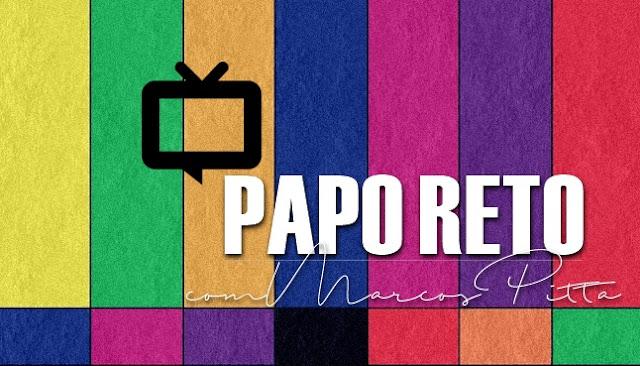 Papo Reto com Marcos Pitta | Dança dos Famosos começa com ótimas apresentações