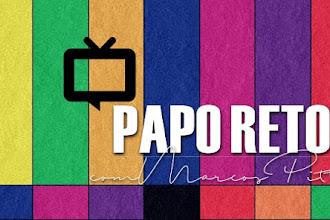 Papo Reto com Marcos Pitta | Fernanda Vasconcellos e Maria Flor são confirmadas na segunda temporada de 3%