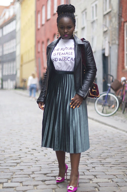Fashion's Playground: The Streets Of Copenhagen
