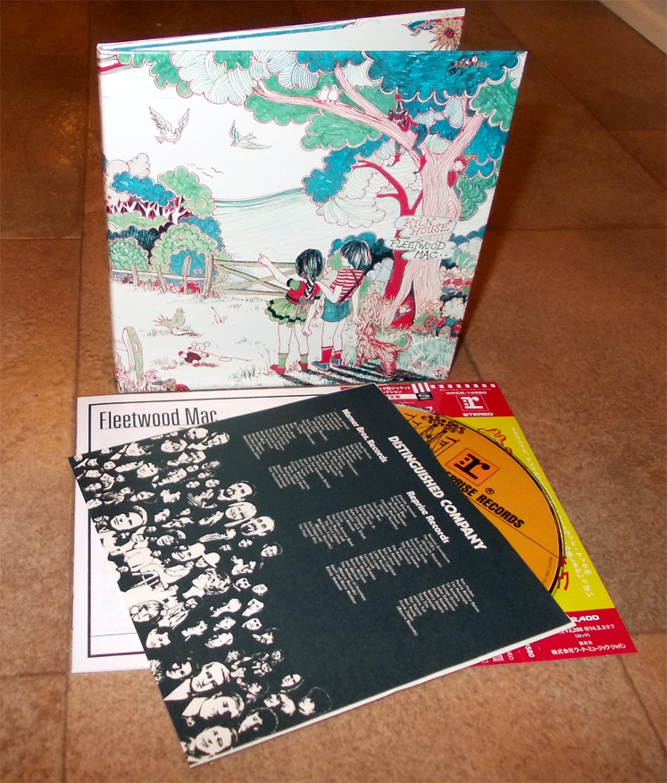 Fleetwood Mac Kiln House Flac -