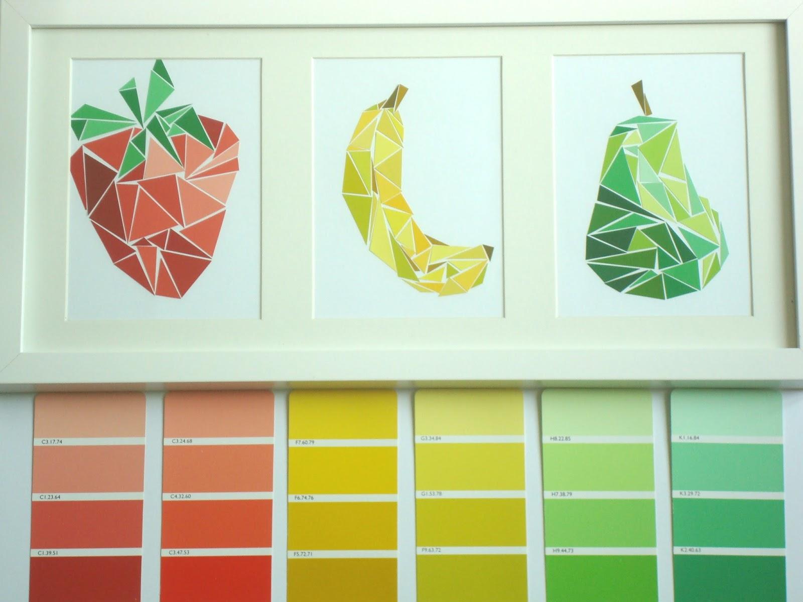 Tadaam collage nuancier for Peinture v nuancier