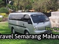 Travel Semarang Malang - Eling Trans