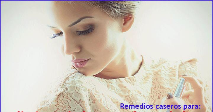 Eliminar un olor a perfume sin lavar la ropa consejos de for Quitar olor sudor ropa