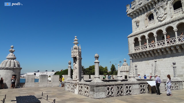 Lisbona, Lisboa - Torre de Belem