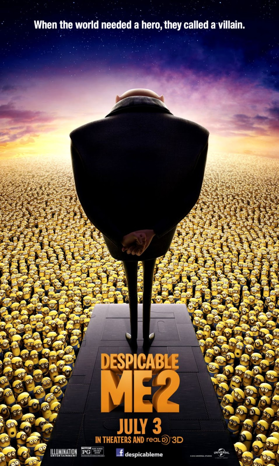 Despicable Me 2 2013 Upcoming Movies Movie Database JoBlo