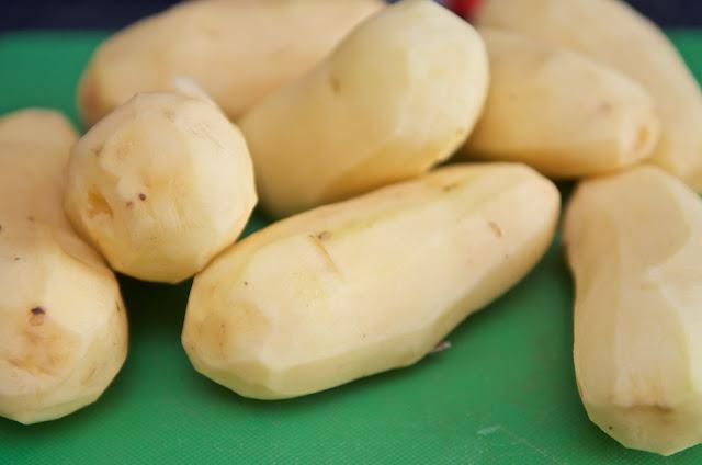 Pommes de Terre à la Boulangère - Pommes de Terre Boulangères - Plat - Gratin - Plat végétarien - Food - Cuisine - Cooking - Cook - Pommes de terre