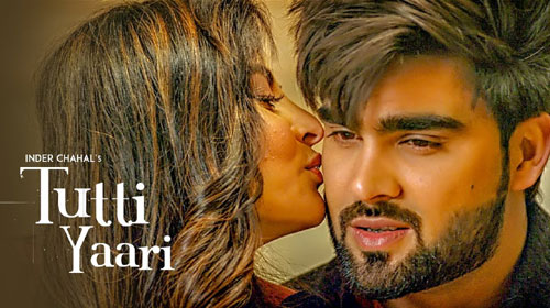 Tutti Yaari Lyrics - Inder Chahal